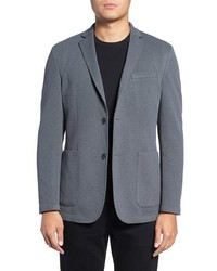 Slim fit stretch knit blazer medium 1138454