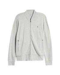 Polo Ralph Lauren Double Knit Jersey Half Zip Pullover