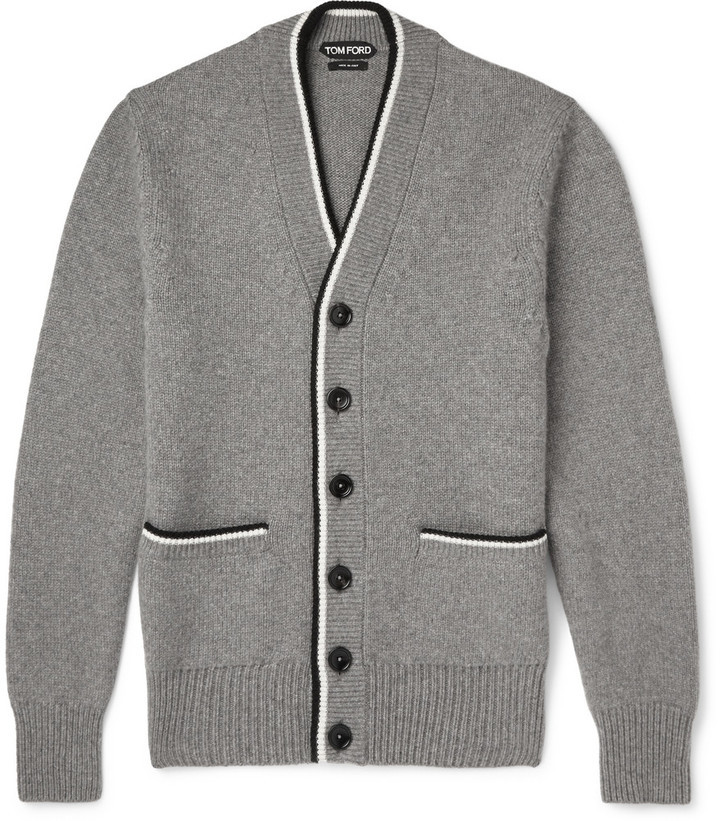 Cashmere Cardigan Tom Ford Buy Cheap Many Kinds Of Buy Cheap Professional Discount Get To Buy NfKX0sn