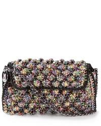 M missoni boucl knit cross body bag medium 175042