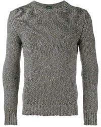 Incotex Chunky Knit Jumper