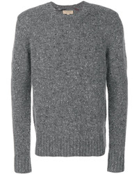 Burberry Speckled Knit Jumper