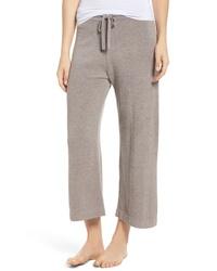 Barefoot Dreams Cozychic Ultra Lite Culotte Lounge Pants
