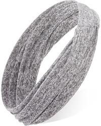 Heathered knit headband medium 154310