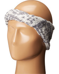 BCBGeneration Two Tone Twisted Headwrap