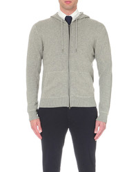 Polo Ralph Lauren Cotton And Cashmere Blend Hoody