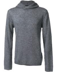 Knitted hoodie medium 5317776