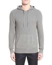 Michl stars textured jersey hoodie medium 841678