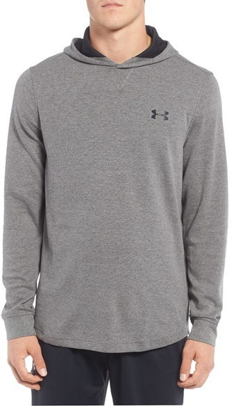 Under Armour Waffle Knit Hoodie Where To Buy How To Wear