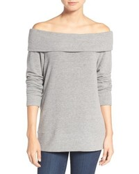 Cupcakes And Cashmere Brooklyn Off The Shoulder Top