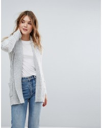 New Look Cable Knit Cardigan