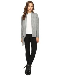 Christin Michaels Christin Michls Ramona Ribbed Cardigan