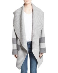Gorlan oversize open cardigan medium 5422833