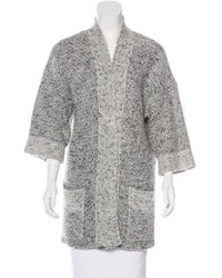Isabel Marant Knit Open Front Cardigan