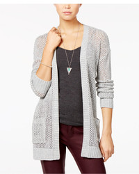 Ohmg Juniors Open Knit Cardigan