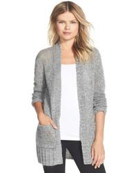 Make + Model Open Knit Long Cardigan