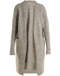 Acne Studios Raya Brushed Knit Cardigan