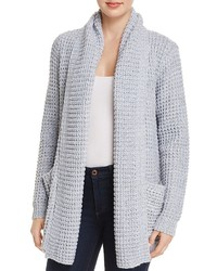 Aqua Shawl Collar Cardigan 100%