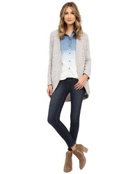 Splendid Sparkle Loose Knit Cardigan