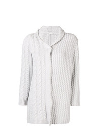 Borgo Asolo Textured Knit Cardigan