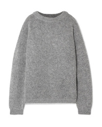 Acne Studios Dramatic Oversized Knitted Sweater