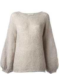 Mes Demoiselles Alina Oversized Short Sweater