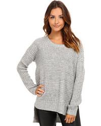 BCBGeneration Waffle Stitch Pullover Sweater Dml1t113