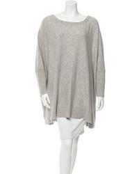 Diane von Furstenberg Wool Blend Oversize Sweater