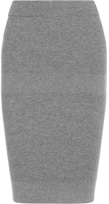 Reed Krakoff Cashmere Wool And Silk Blend Pencil Skirt | Where to ...