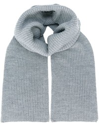 Barbara Bui Ribbed Knitted Scarf