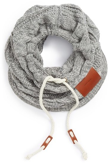 Bickley Mitchell Cable Knit Neck Gaiter