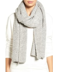 Caslon rib knit scarf medium 817517