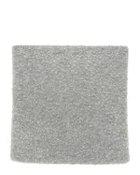 Maison Margiela Grey Wool Gauge 5 Casentino Scarf