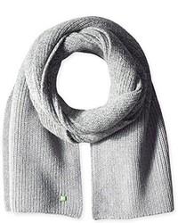 Hugo Boss Boss Green Allen Knitted Scarf
