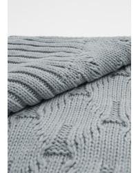 Mango Knit Scarf