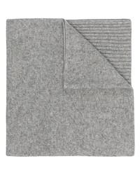 Calvin Klein Jeans Logo Patch Knit Scarf