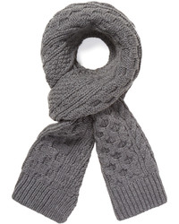 Michael Kors Waffle Cable Scarf