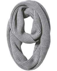Joe Fresh Shaker Knit Circle Scarf Dark Green