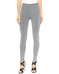 T by double knit leggings medium 79362