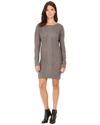 BB Dakota Jack By Scout Diamond Cable Stitched Sweater Dress
