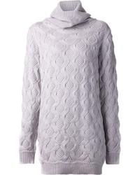 Marc Jacobs Turtle Neck Knit Dress