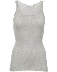 Grey Knit Tank