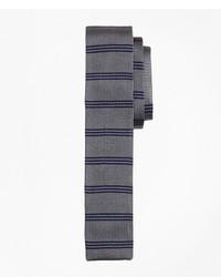 Brooks Brothers Knit Silk Slim Tie