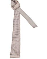 Technobohemian Knit Tie