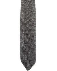 Tom Ford Twill Knit Tie