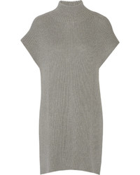 Grey Knit Tunic