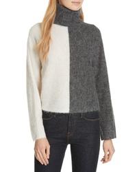 Nicholas Alpaca Blend Turtleneck Sweater