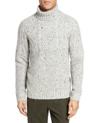 Bonobos Cable Knit Turtleneck Sweater