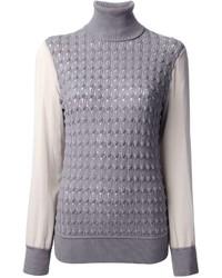 Missoni Textured Knit Sweater