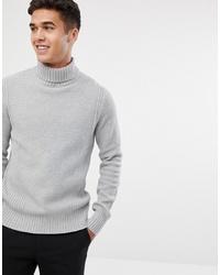 Jack & Jones Premium Knitted Roll Neck Jumper